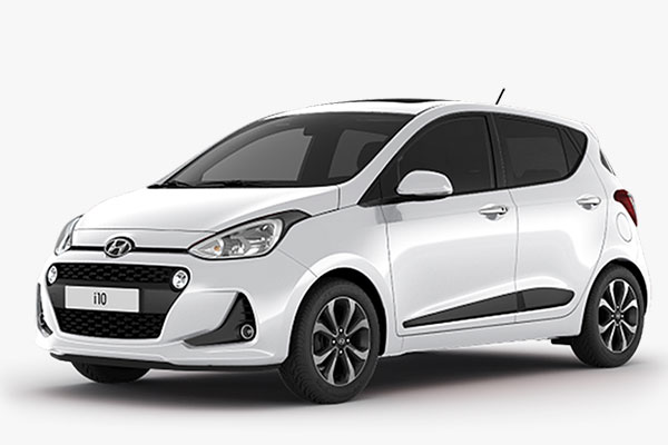 compact vehicle grand i10