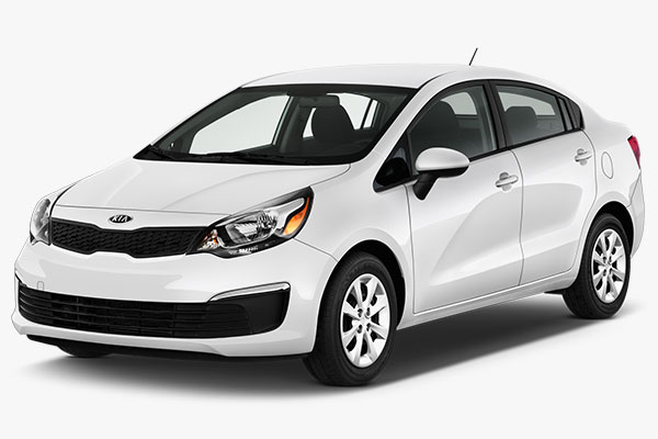full size sedan KIA rio