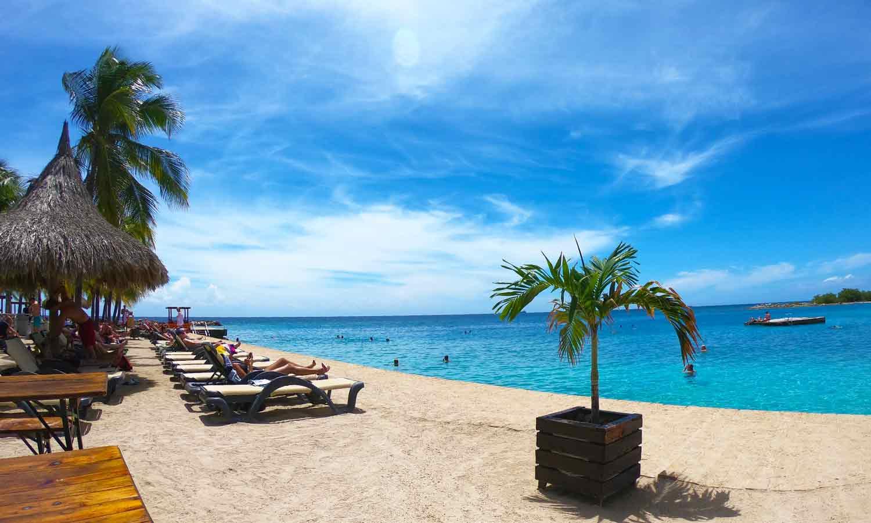 jan thiel beach Curaçao