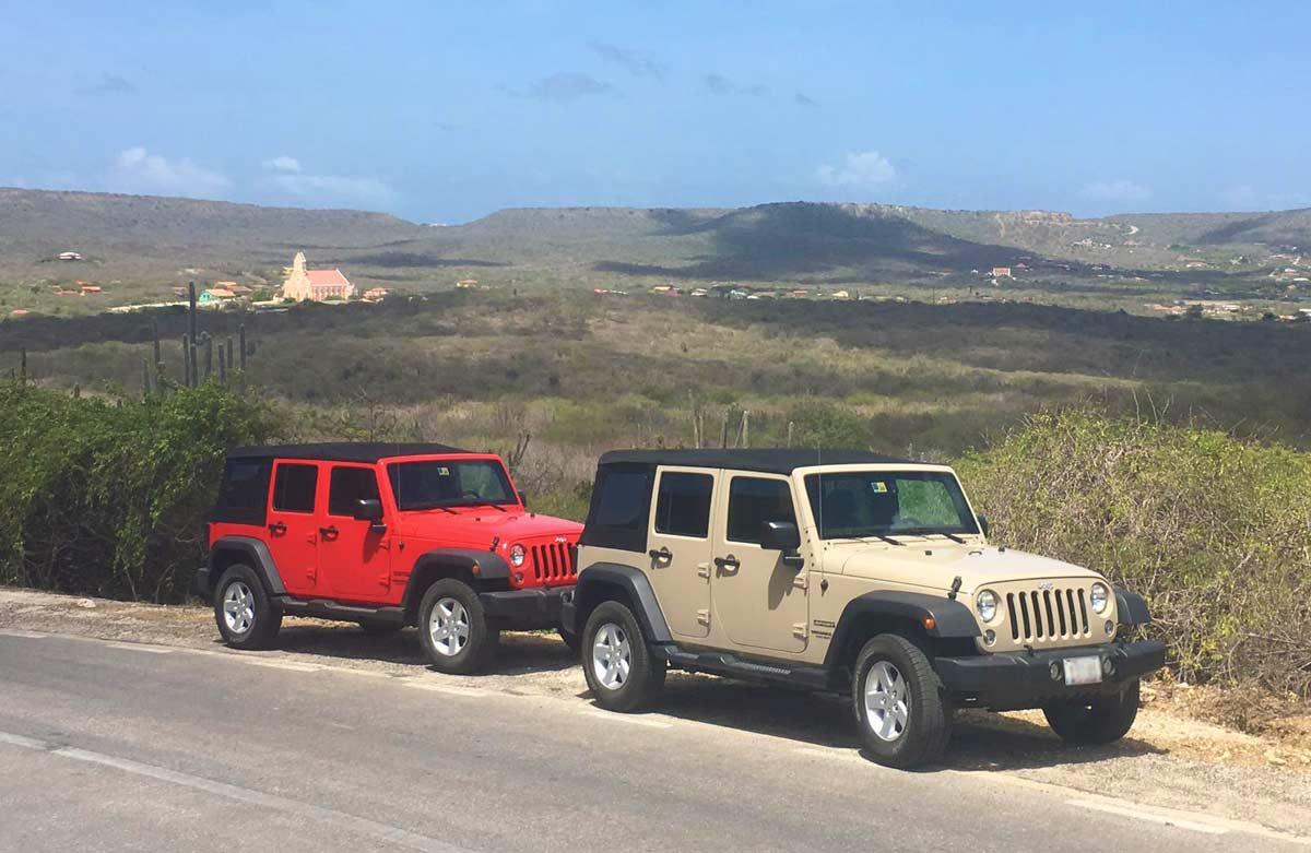 jeeps banda bou